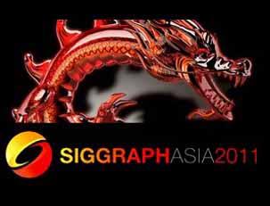 [Event] Miroir au Siggraph Asia - Hong Kong 2011