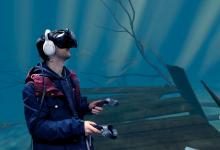 Impossible Realities - immersive multi-platform investigation